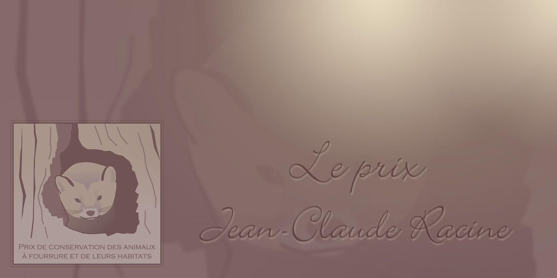 Prix Jean-Claude Racine